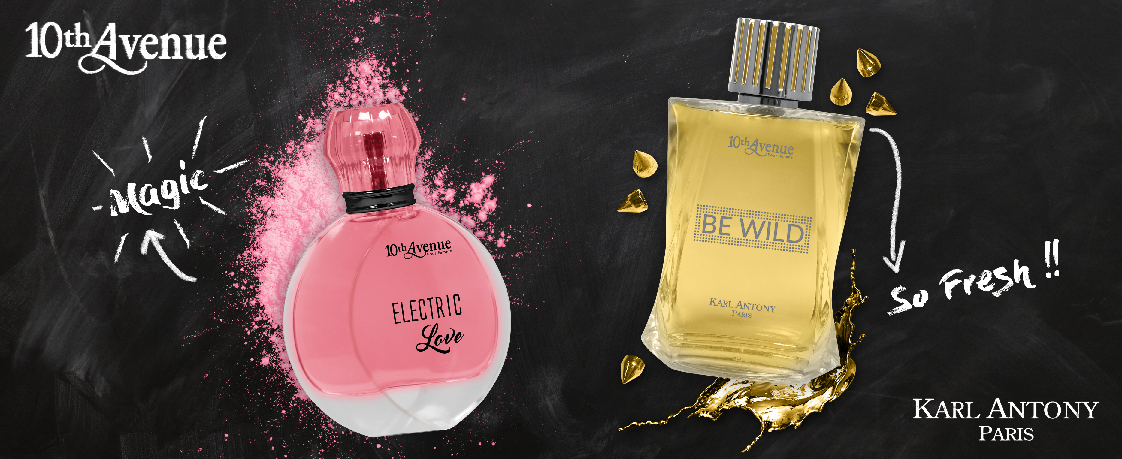 Parfums-JJV-Vivier-10th-Avenue-Karl-Antony-accueil-BE-WILD-ELECTRIC-LOVE